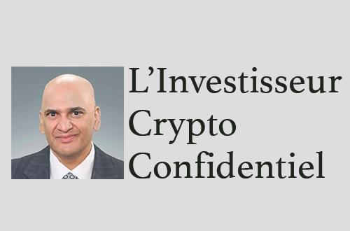 Investisseur Crypto Confidentiel