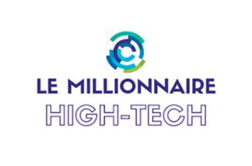 Le Millionnaire High-Tech logo