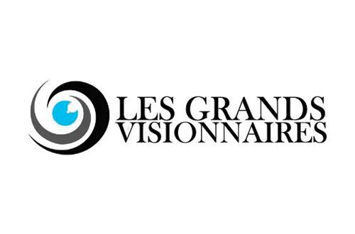 Les grands visionnaires logo