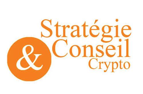 Stratégie Conseil Crypto - logo